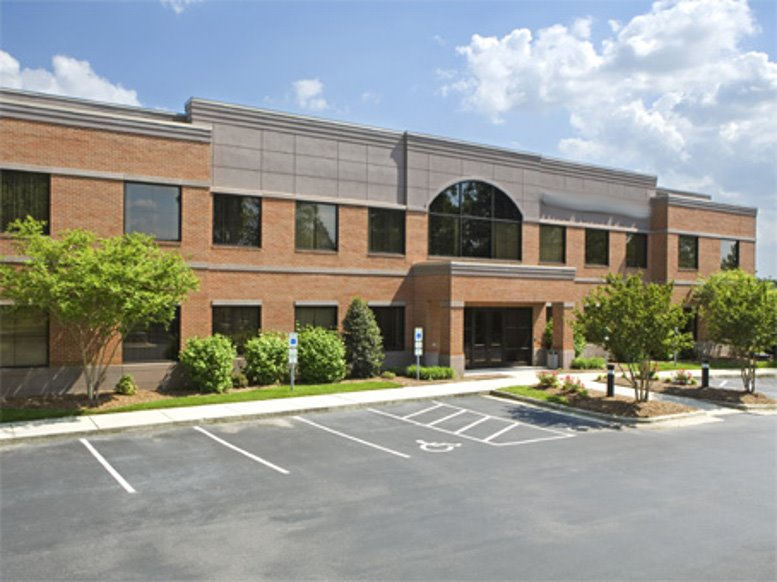 2500 Regency Pkwy, Regency Park Office Space - Cary