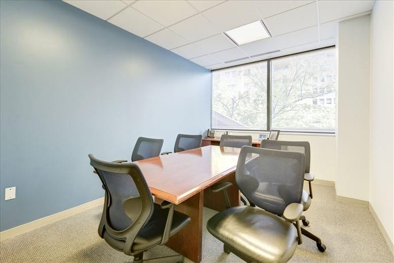 This is a photo of the office space available to rent on 4800 Hampden Lane