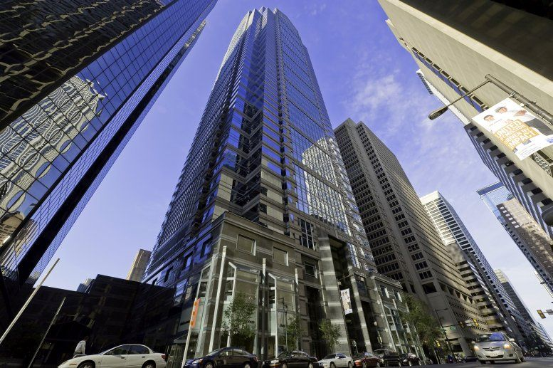 One Liberty Place, 1650 Market St, Center City Office Space - Philadelphia