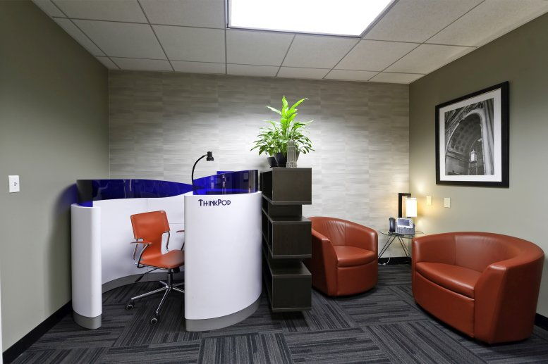 This is a photo of the office space available to rent on One Liberty Place, 1650 Market St, Center City