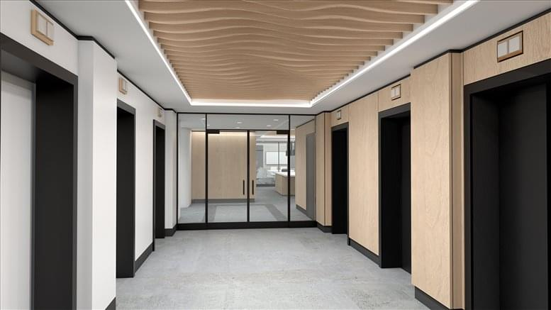 Office for Rent on Trump Building, 40 Wall St, 28th & 29th Floor New York City