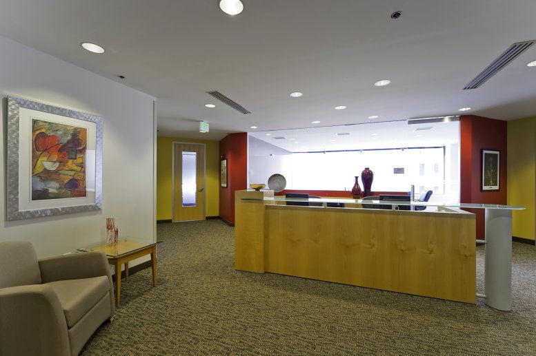 Photo of Office Space on 201 N Illinois St, Mile Square, Downtown Indianapolis