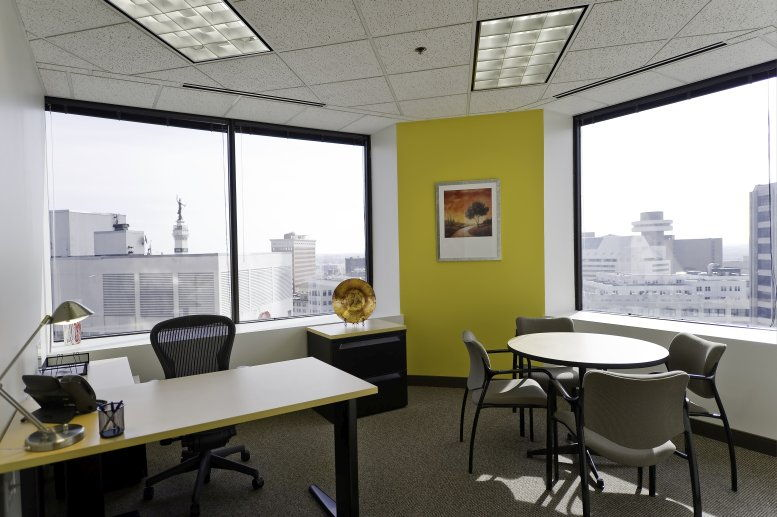 201 N Illinois St, Mile Square, Downtown Office for Rent in Indianapolis