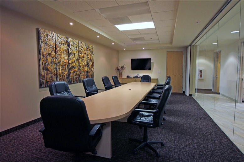 This is a photo of the office space available to rent on Westlake Corporate Plaza, 2625 Townsgate Rd