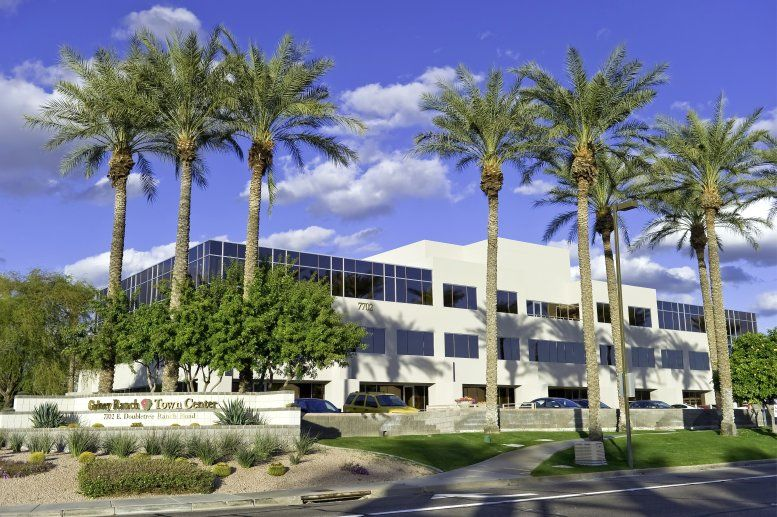 7702 E Doubletree Ranch Rd, Gainey Ranch Office Space - Scottsdale