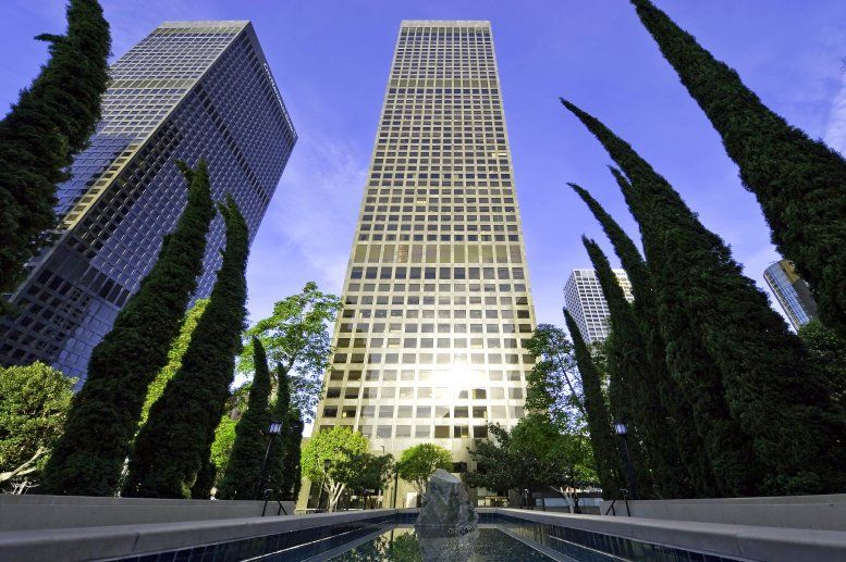 Paul Hastings Tower, City National Plaza, 36th Fl, 515 S Flower St Office Space - Los Angeles