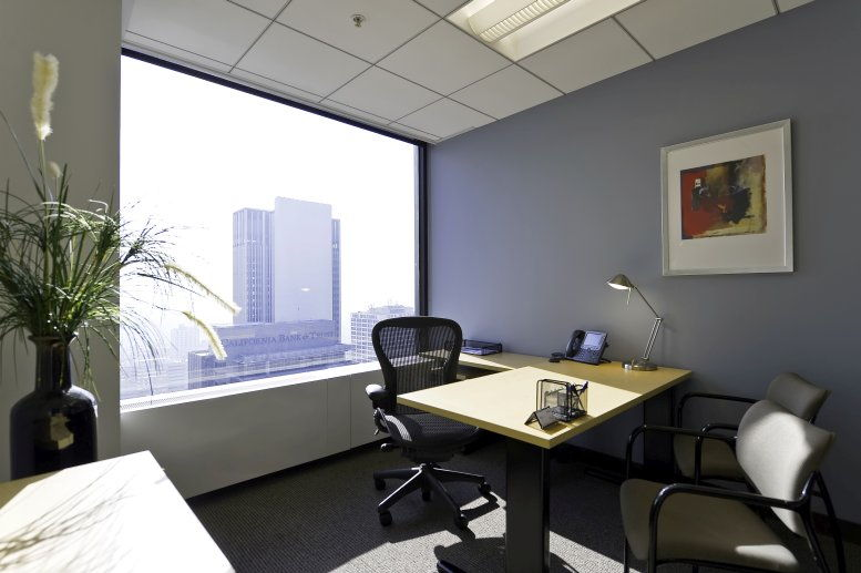 515 S. Flower Street, 36th Floor Office for Rent in Los Angeles