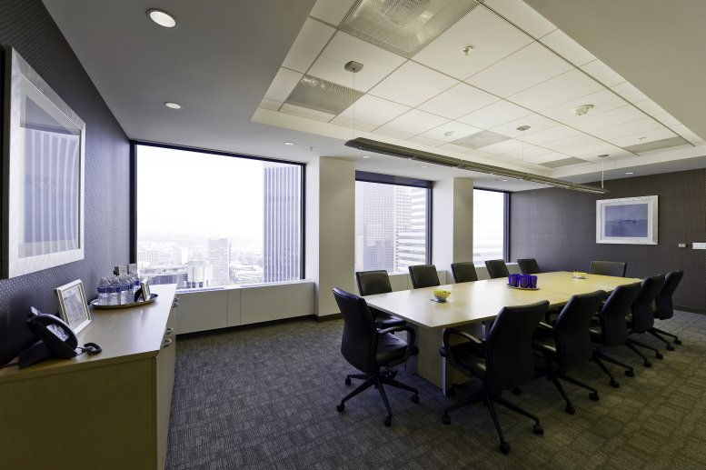 Office for Rent on 515 S. Flower Street, 36th Floor Los Angeles