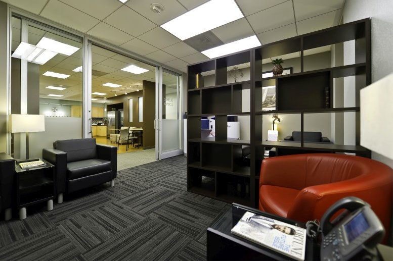 Photo of Office Space on Paul Hastings Tower, City National Plaza, 36th Fl, 515 S Flower St Los Angeles