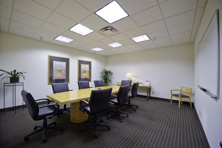 This is a photo of the office space available to rent on 400 E Royal Ln, Las Colinas