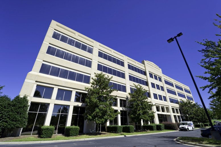 University Executive Park available for companies in Charlotte