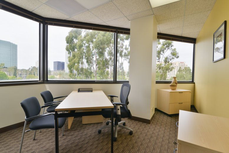 The Met, 575 Anton Blvd, South Coast Metro Office for Rent in Costa Mesa
