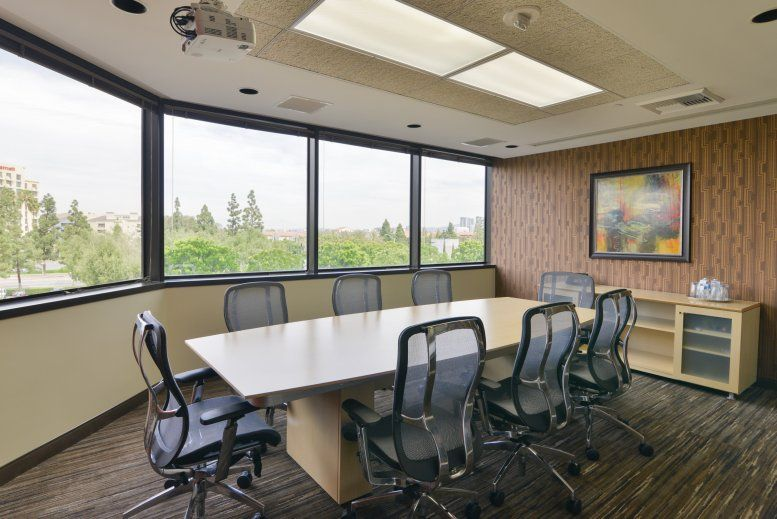 Office for Rent on The Met, 575 Anton Blvd, South Coast Metro Costa Mesa