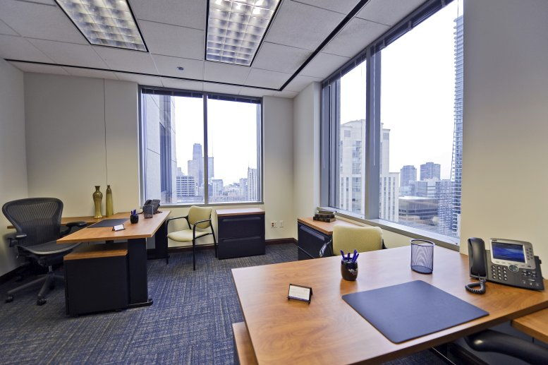 Two Prudential Plaza, 180 N Stetson Ave, 35th Fl, North East Side Office for Rent in Chicago
