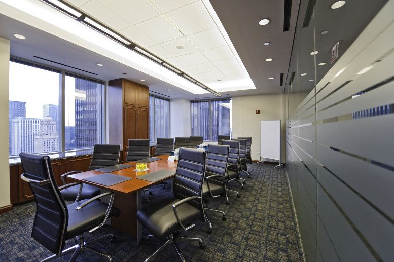 Office for Rent on Two Prudential Plaza, 180 N Stetson Ave, 35th Fl, North East Side Chicago