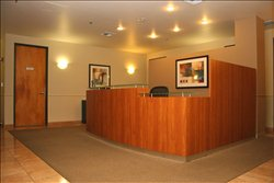 This is a photo of the office space available to rent on 3655 Torrance Blvd, Delthome