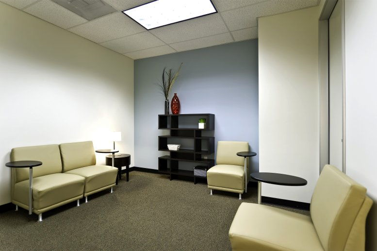 This is a photo of the office space available to rent on Cal Twin Towers, 4900 California Ave, Tower B-210