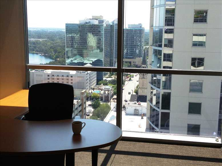 Office for Rent on The Plaza, 121 S Orange Ave, 15th Fl Orlando