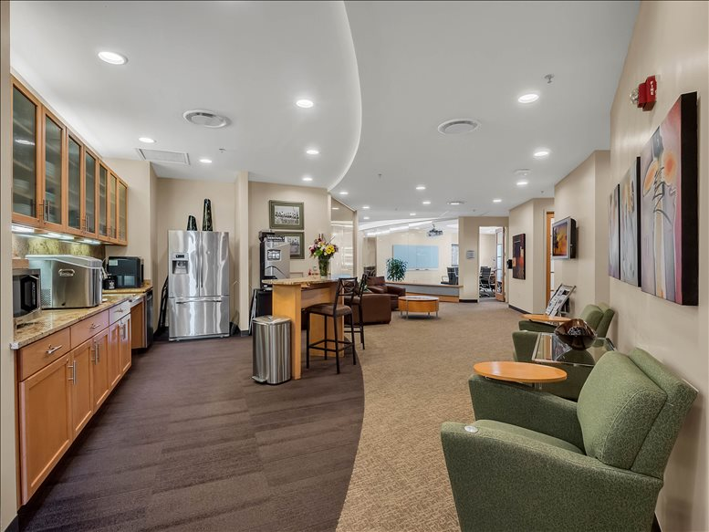 This is a photo of the office space available to rent on The Plaza, 121 S Orange Ave, 15th Fl