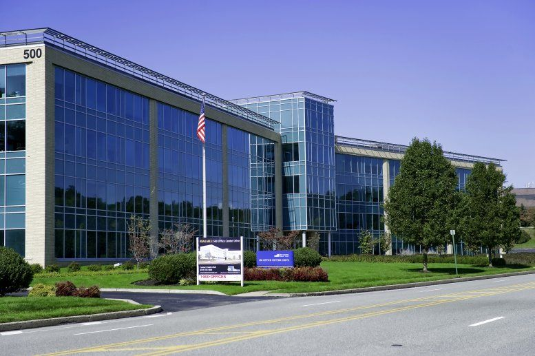 4th Floor, 500 Office Center Drive Office Space - Fort Washington