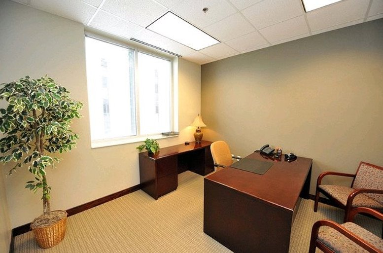 This is a photo of the office space available to rent on 5960 Fairview Rd, SouthPark