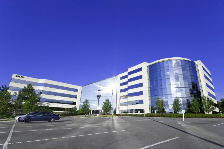 39555 Orchard Hill Place available for companies in Novi