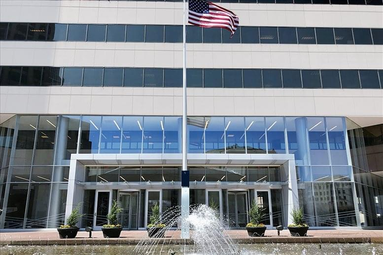 Photo of Office Space on Columbia Plaza, 250 East 5th St, 15th Fl Cincinnati