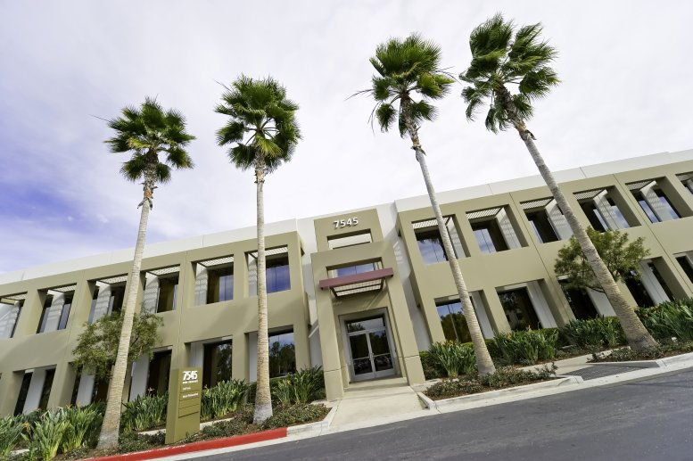 7545 Irvine Center Drive available for companies in Irvine