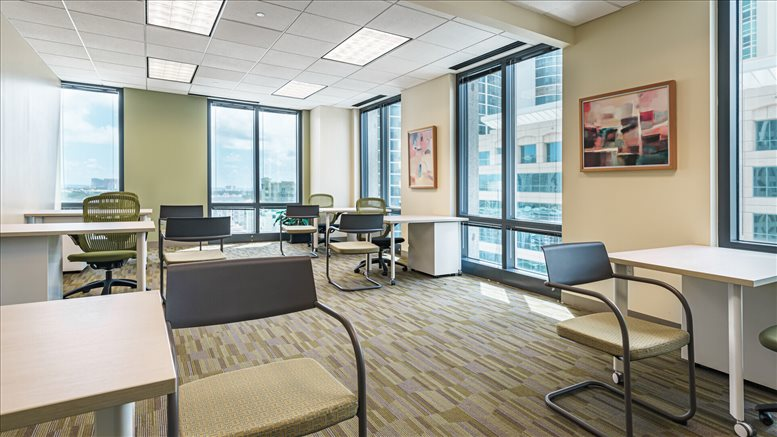 Photo of Office Space on Bank of America Plaza, 401 E Las Olas Blvd, Downtown Fort Lauderdale