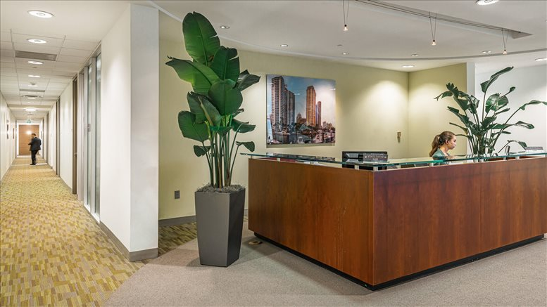 Photo of Office Space available to rent on Bank of America Plaza, 401 E Las Olas Blvd, Downtown, Fort Lauderdale