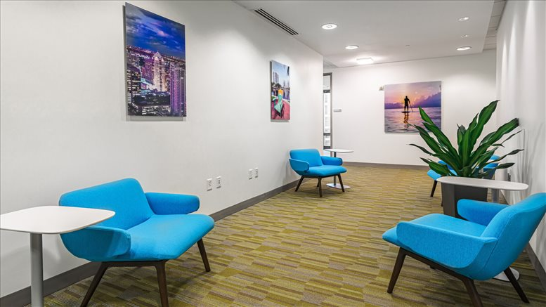 This is a photo of the office space available to rent on Bank of America Plaza, 401 E Las Olas Blvd, Downtown