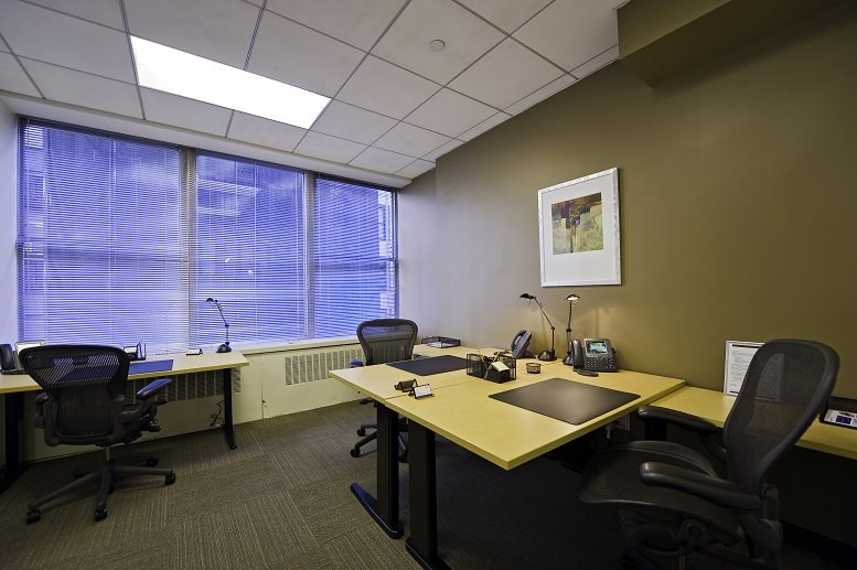 Photo of Office Space available to rent on 415 Madison Avenue, 14th & 15th Fl, Midtown, Manhattan, NYC