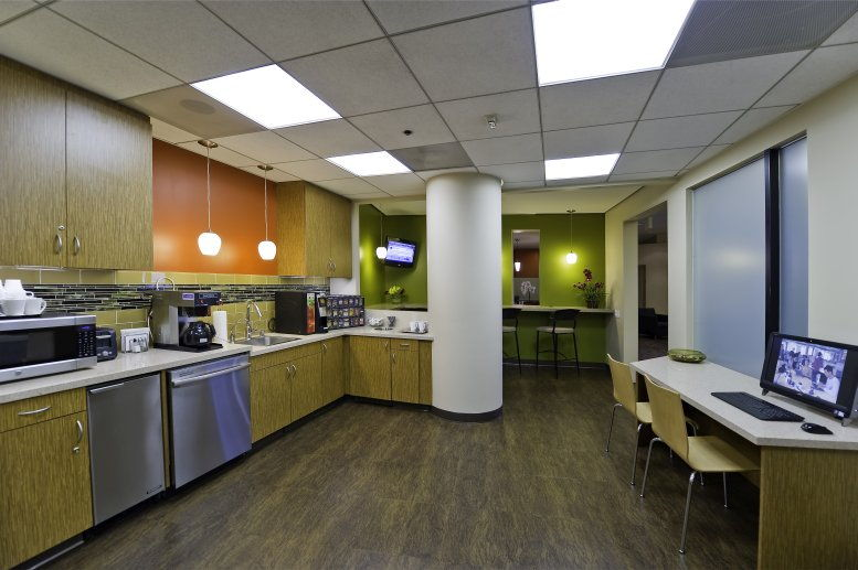 This is a photo of the office space available to rent on Newport Plaza, 895 Dove St