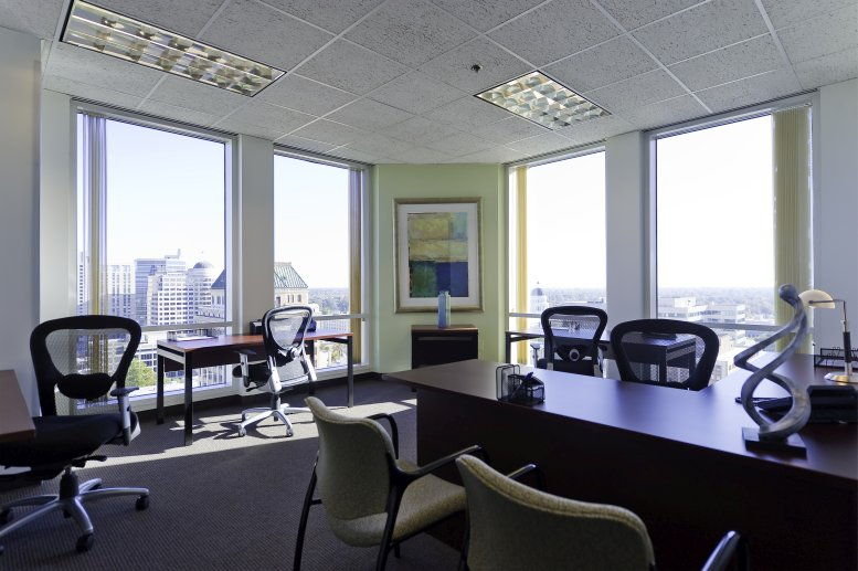 Park Tower, 980 9th St, Downtown Office for Rent in Sacramento