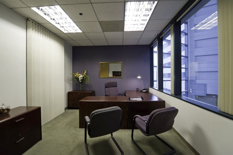 Photo of Office Space on Emerald Plaza, 402 W Broadway, Downtown San Diego