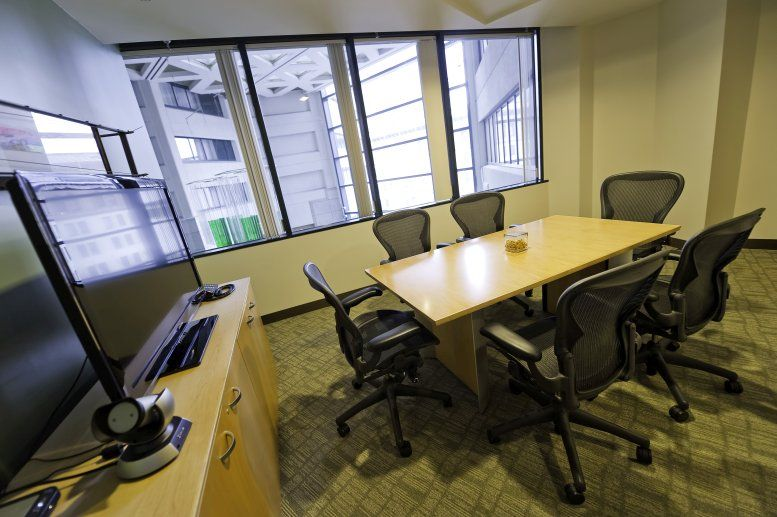 Photo of Office Space available to rent on Emerald Plaza, 402 W Broadway, Downtown, San Diego