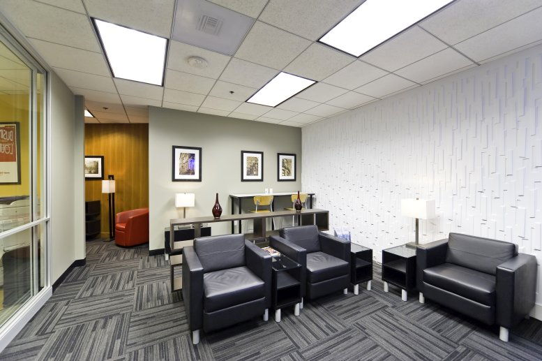 This is a photo of the office space available to rent on Emerald Plaza, 402 W Broadway, Downtown