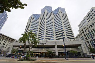 Photo of Office Space on Emerald Plaza,402 W Broadway,Core-Columbia,Downtown San Diego