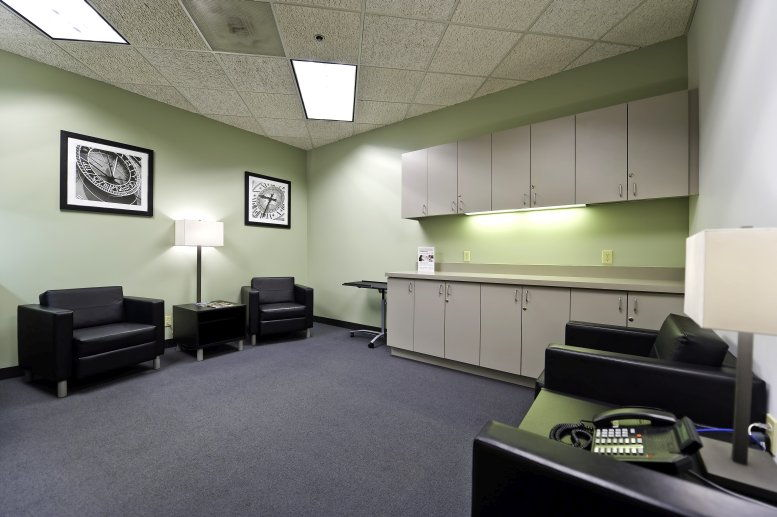 This is a photo of the office space available to rent on The Plaza, 4370 La Jolla Village Dr, University City