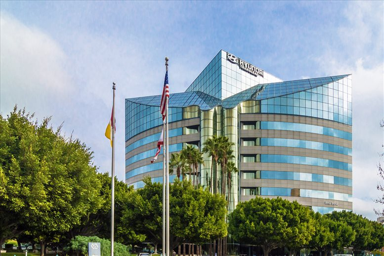 This is a photo of the office space available to rent on Rio Vista Tower, 8880 Rio San Diego Dr, Mission Valley East