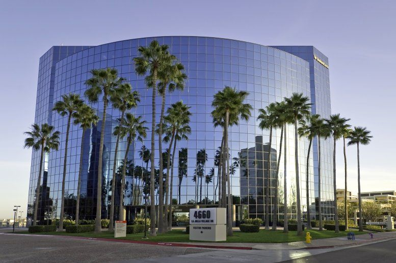 La Jolla Center, 4660 La Jolla Village Dr Office Space - San Diego