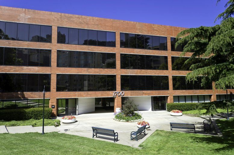 1700-1750 Montgomery St, Waterfront Plaza Office Space - San Francisco