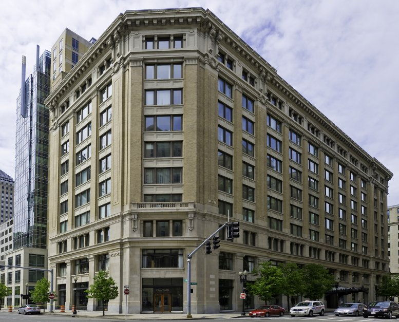 75 Arlington St, Suite 500, Back Bay Office Space - Boston