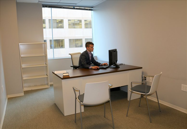 Photo of Office Space on 840 First St NE Washington DC