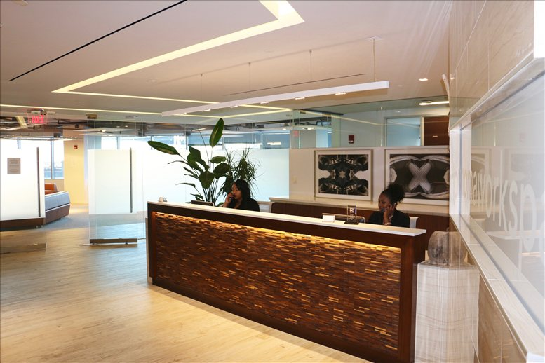Picture of 840 First St NE Office Space available in Washington DC