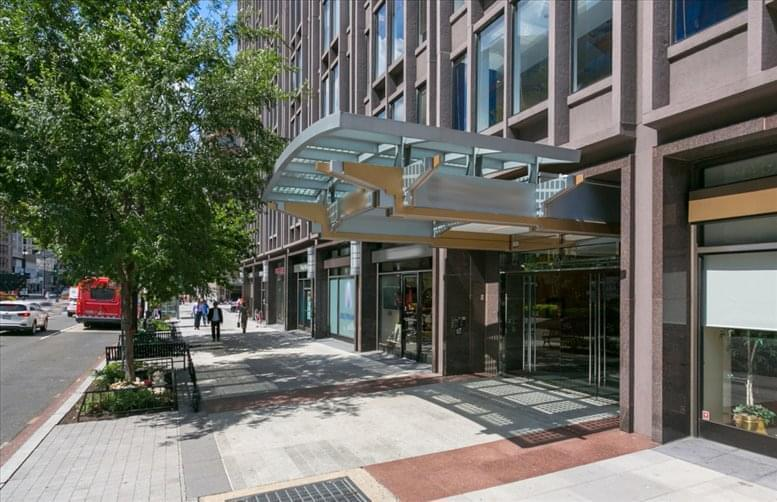 This is a photo of the office space available to rent on Blake Building, 1025 Connecticut Avenue NW, Downtown DC