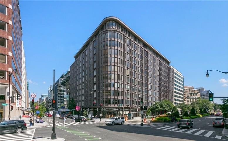 Photo of Office Space available to rent on Blake Building, 1025 Connecticut Avenue NW, Downtown DC, Washington DC