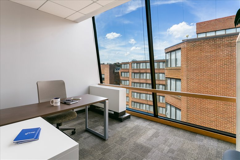 Photo of Office Space available to rent on Georgetown Place, 1101 30th St NW, Washington DC