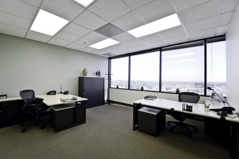 The Trillium @ Warner Center, 6320 Canoga Ave, 15th Fl Office for Rent in Woodland Hills