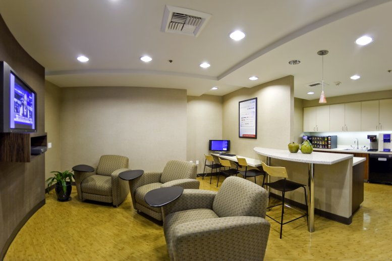 The Trillium @ Warner Center, 6320 Canoga Ave, 15th Fl Office Space - Woodland Hills